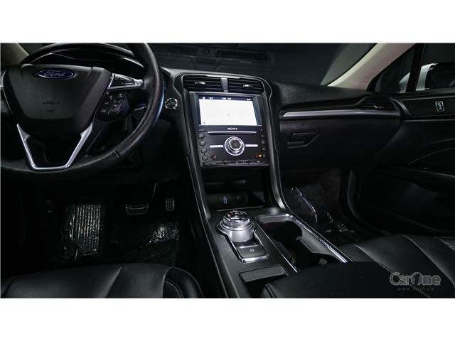 2017 Ford Fusion Platinum (Stk: CJ19-175) in Kingston - Image 20 of 33