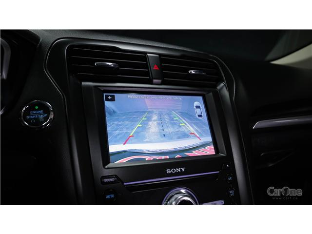 2017 Ford Fusion Platinum (Stk: CJ19-175) in Kingston - Image 22 of 33