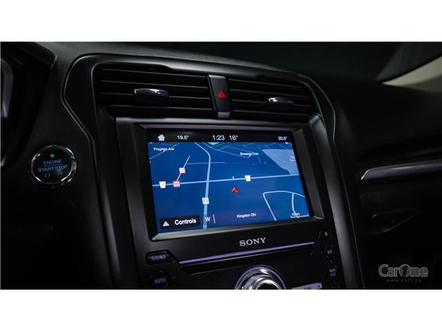 2017 Ford Fusion Platinum (Stk: CJ19-175) in Kingston - Image 23 of 33