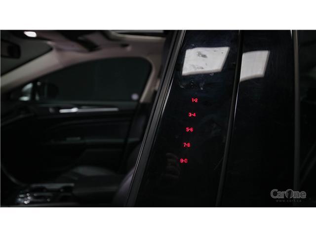 2017 Ford Fusion Platinum (Stk: CJ19-175) in Kingston - Image 27 of 33