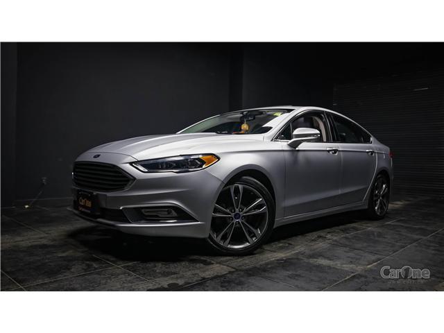 2017 Ford Fusion Platinum (Stk: CJ19-175) in Kingston - Image 29 of 33