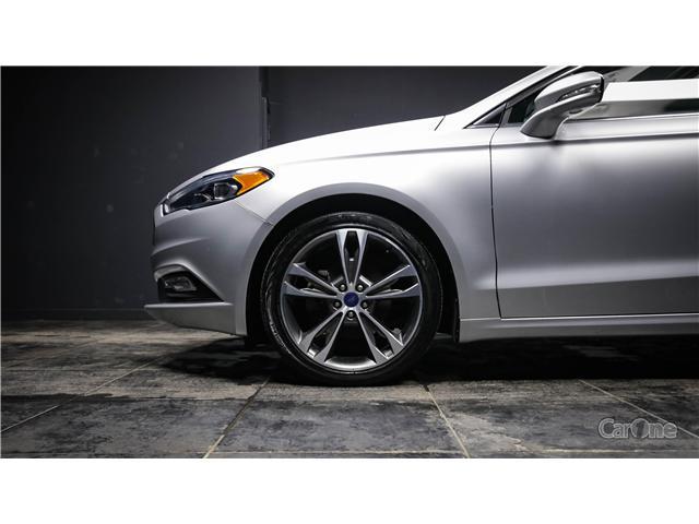 2017 Ford Fusion Platinum (Stk: CJ19-175) in Kingston - Image 30 of 33