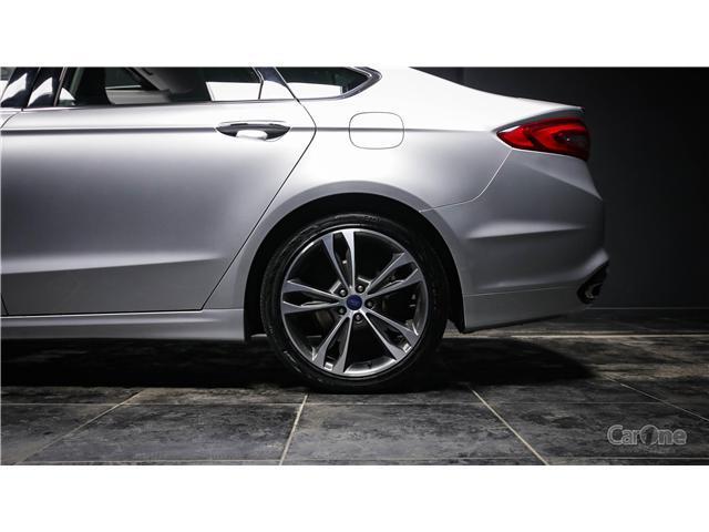 2017 Ford Fusion Platinum (Stk: CJ19-175) in Kingston - Image 31 of 33