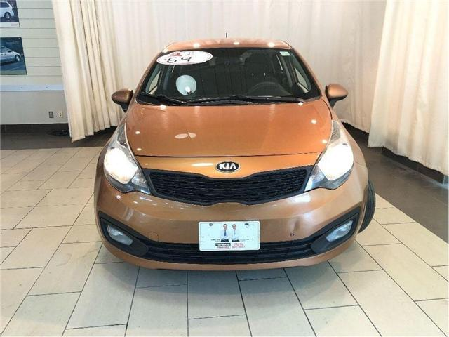 2013 Kia Rio LX+ (Stk: K31618) in Toronto - Image 2 of 28