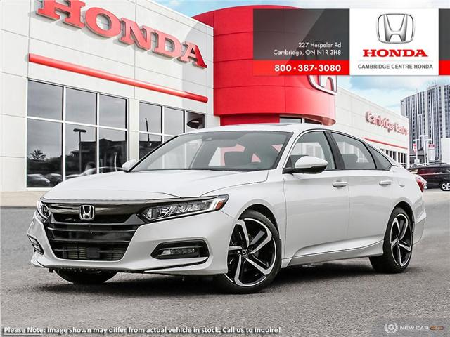 2019 Honda Accord Sport 1.5T (Stk: 19728) in Cambridge - Image 1 of 24