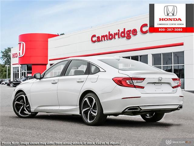 2019 Honda Accord Sport 1.5T (Stk: 19728) in Cambridge - Image 4 of 24