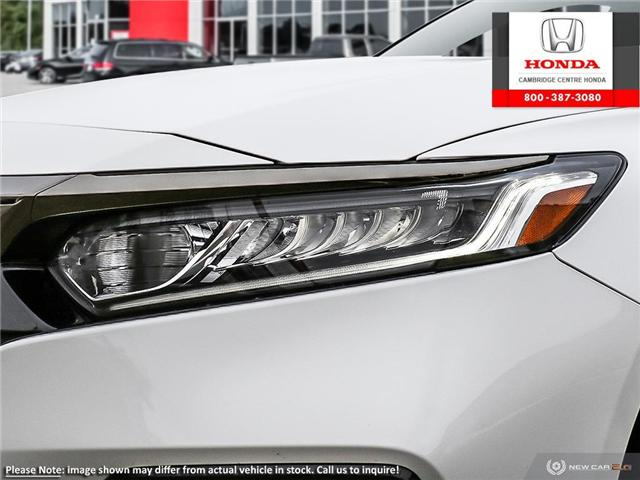 2019 Honda Accord Sport 1.5T (Stk: 19728) in Cambridge - Image 10 of 24