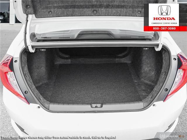 2019 Honda Civic LX (Stk: 19715) in Cambridge - Image 7 of 24