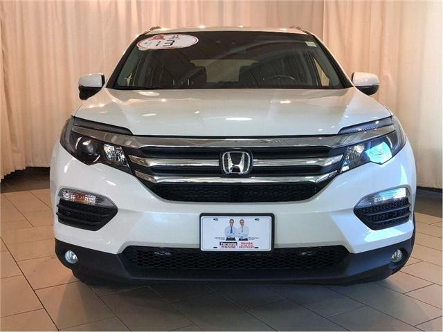 2017 Honda Pilot EX-L w/ RES (DVD) | Leather | Alloys | Sunroof (Stk: 38820) in Toronto - Image 2 of 30