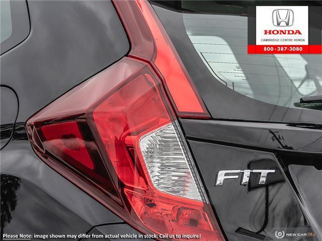 2019 Honda Fit Sport (Stk: 19712) in Cambridge - Image 11 of 24