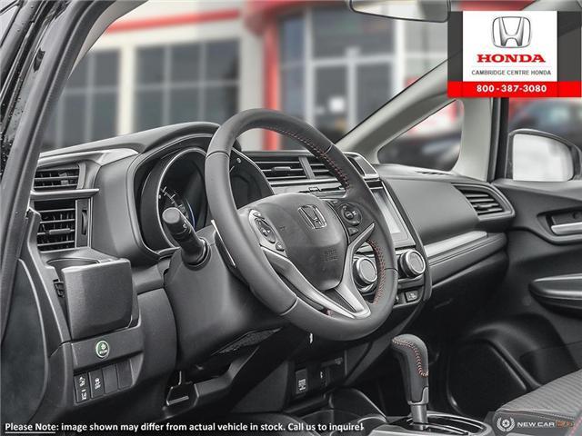 2019 Honda Fit Sport (Stk: 19712) in Cambridge - Image 12 of 24