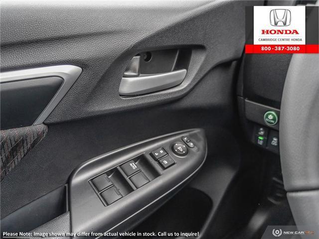 2019 Honda Fit Sport (Stk: 19712) in Cambridge - Image 17 of 24