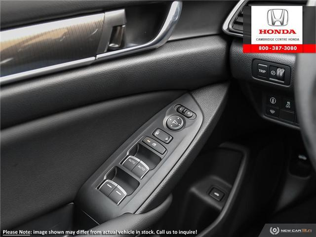 2019 Honda Accord Sport 2.0T (Stk: 19725) in Cambridge - Image 17 of 24
