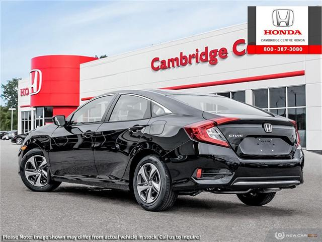 2019 Honda Civic LX (Stk: 19718) in Cambridge - Image 4 of 24