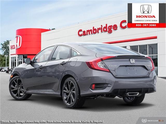 2019 Honda Civic Sport (Stk: 19709) in Cambridge - Image 4 of 24