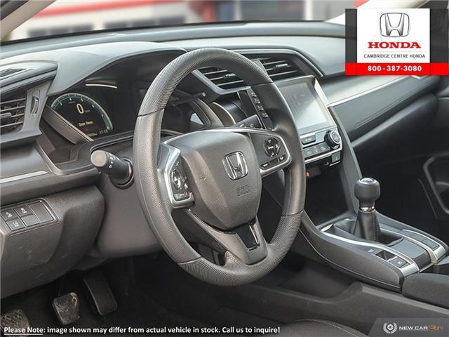 2019 Honda Civic LX (Stk: 19704) in Cambridge - Image 12 of 24