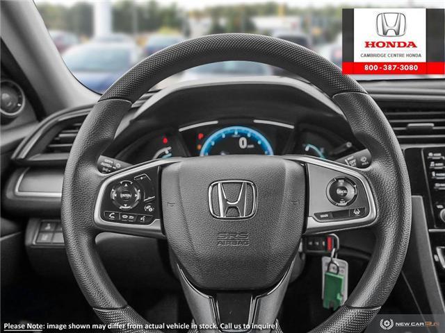 2019 Honda Civic LX (Stk: 19704) in Cambridge - Image 14 of 24