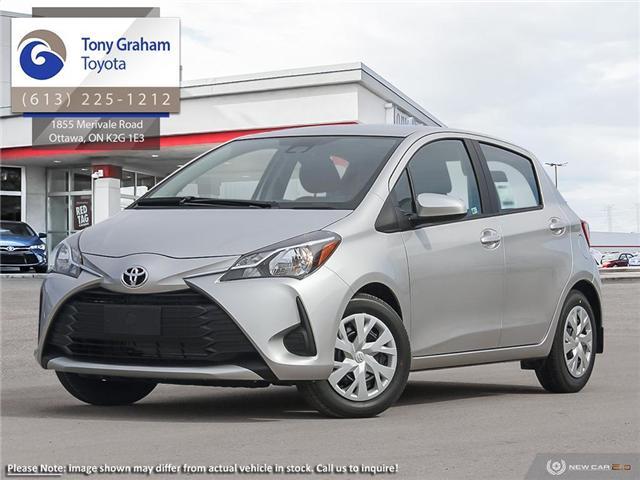 2019 Toyota Yaris LE (Stk: 58115) in Ottawa - Image 1 of 23
