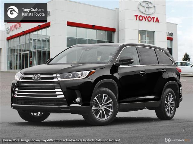2019 Toyota Highlander XLE AWD SE Package (Stk: 89407) in Ottawa - Image 1 of 23