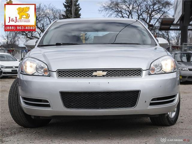 2013 Chevrolet Impala LT (Stk: J18071) in Brandon - Image 2 of 27