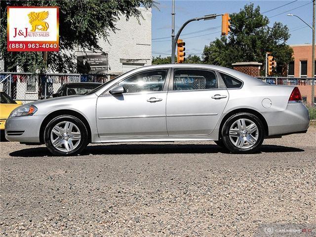 2013 Chevrolet Impala LT (Stk: J18071) in Brandon - Image 3 of 27
