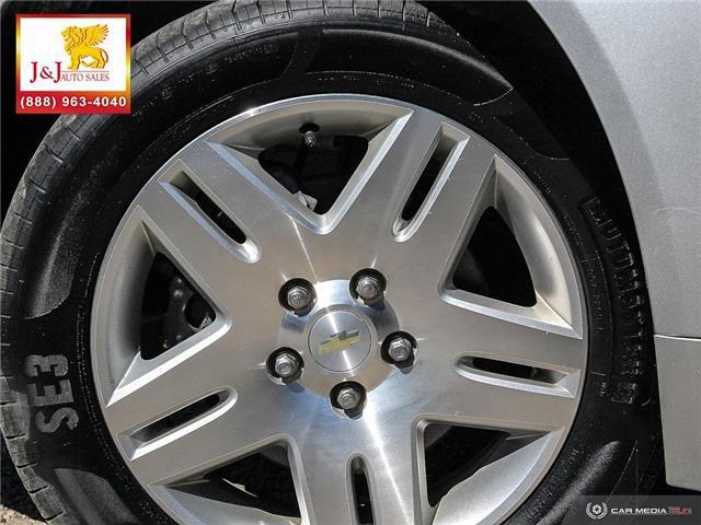 2013 Chevrolet Impala LT (Stk: J18071) in Brandon - Image 6 of 27