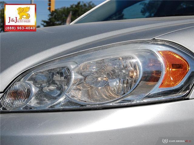 2013 Chevrolet Impala LT (Stk: J18071) in Brandon - Image 10 of 27