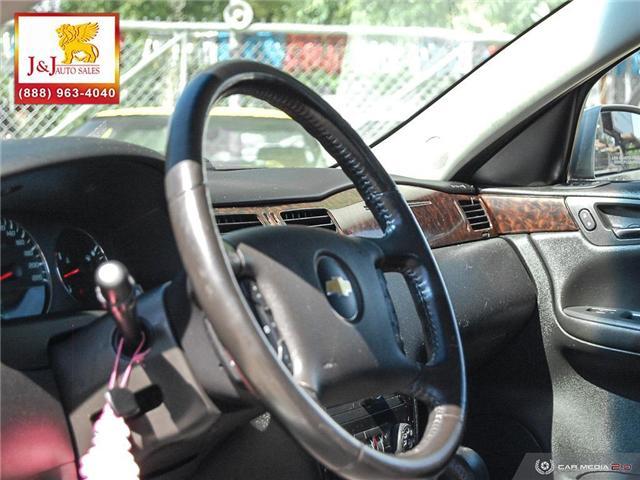 2013 Chevrolet Impala LT (Stk: J18071) in Brandon - Image 13 of 27