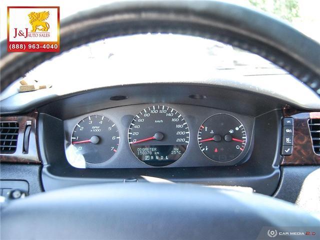 2013 Chevrolet Impala LT (Stk: J18071) in Brandon - Image 15 of 27