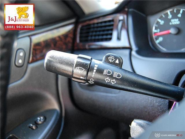 2013 Chevrolet Impala LT (Stk: J18071) in Brandon - Image 16 of 27