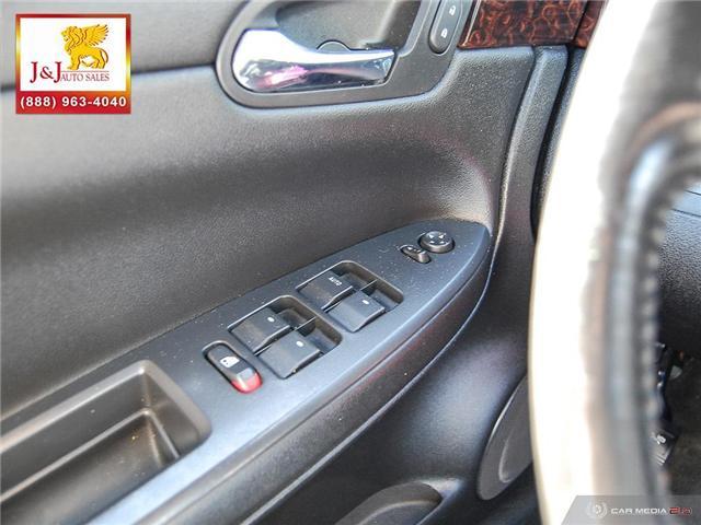 2013 Chevrolet Impala LT (Stk: J18071) in Brandon - Image 17 of 27