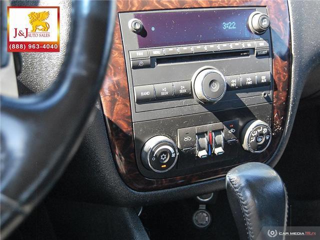 2013 Chevrolet Impala LT (Stk: J18071) in Brandon - Image 20 of 27