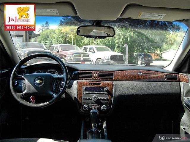 2013 Chevrolet Impala LT (Stk: J18071) in Brandon - Image 25 of 27