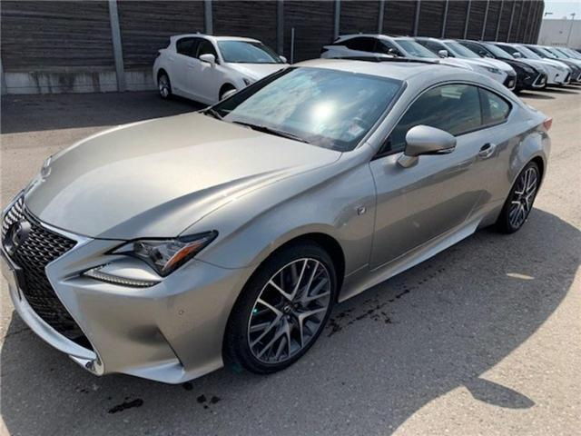 2016 Lexus RC 350 Base (Stk: 16109A) in Toronto - Image 1 of 6