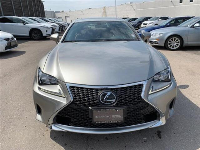 2016 Lexus RC 350 Base (Stk: 16109A) in Toronto - Image 2 of 6