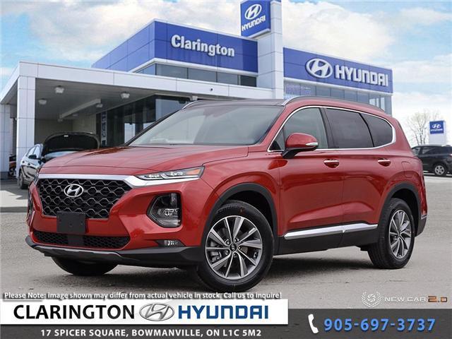 2019 Hyundai Santa Fe Luxury (Stk: 19230) in Clarington - Image 1 of 24