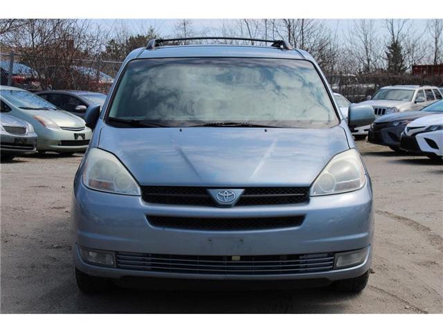 2004 Toyota Sienna XLE 7 Passenger (Stk: 018669) in Milton - Image 2 of 14