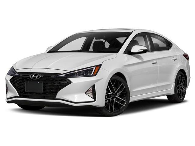 2019 Hyundai Elantra Sport (Stk: R95625) in Ottawa - Image 1 of 9