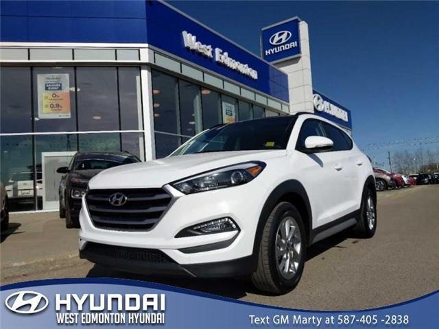 2018 Hyundai Tucson  (Stk: E4425) in Edmonton - Image 1 of 27