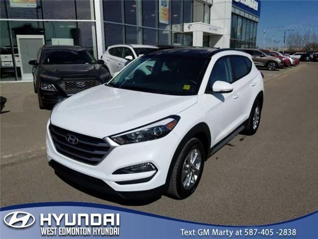 2018 Hyundai Tucson  (Stk: E4425) in Edmonton - Image 2 of 27