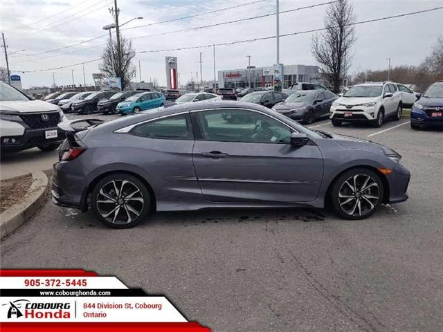 2018 Honda Civic Si (Stk: G1771) in Cobourg - Image 2 of 16