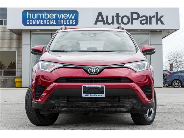 2018 Toyota RAV4 LE (Stk: ) in Mississauga - Image 2 of 19