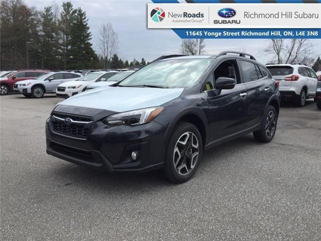 2019 Subaru Crosstrek Limited CVT w/EyeSight Pkg (Stk: 32398) in RICHMOND HILL - Image 1 of 19