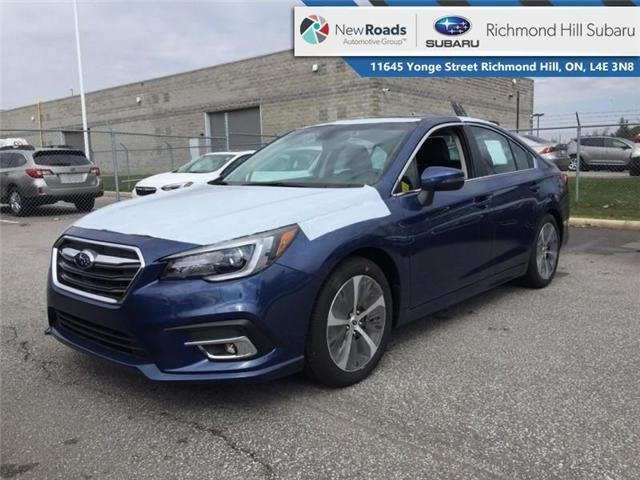 2019 Subaru Legacy 4dr Sdn 2.5i Limited Eyesight CVT (Stk: 32437) in RICHMOND HILL - Image 1 of 19