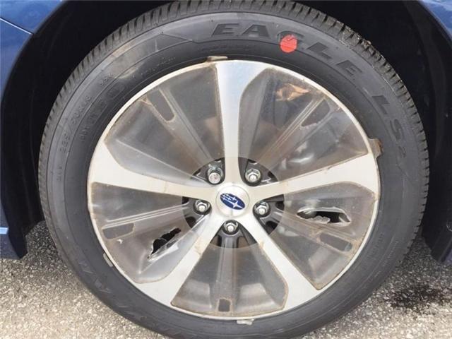2019 Subaru Legacy 4dr Sdn 2.5i Limited Eyesight CVT (Stk: 32437) in RICHMOND HILL - Image 9 of 19