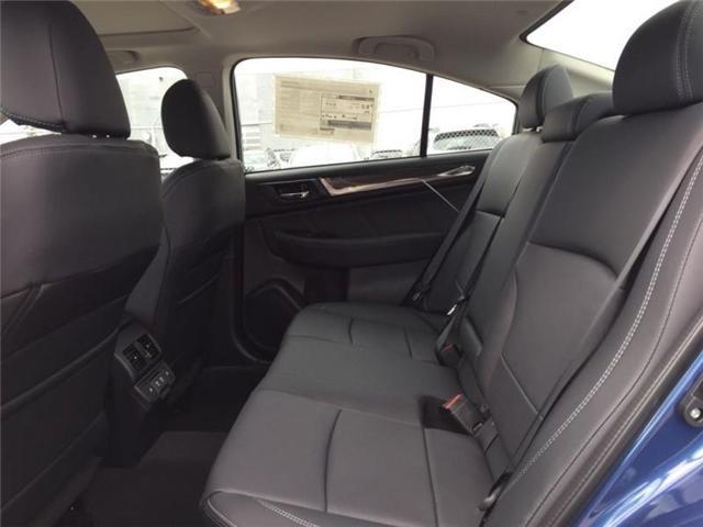 2019 Subaru Legacy 4dr Sdn 2.5i Limited Eyesight CVT (Stk: 32437) in RICHMOND HILL - Image 11 of 19