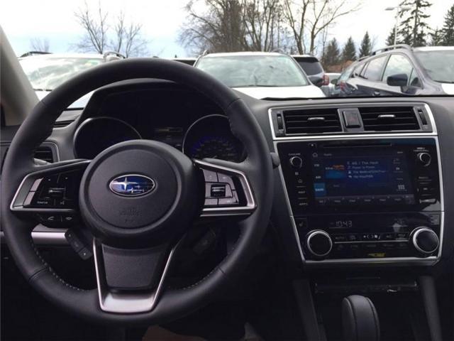 2019 Subaru Legacy 4dr Sdn 2.5i Limited Eyesight CVT (Stk: 32437) in RICHMOND HILL - Image 13 of 19