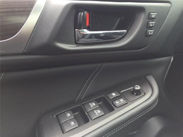 2019 Subaru Legacy 4dr Sdn 2.5i Limited Eyesight CVT (Stk: 32437) in RICHMOND HILL - Image 17 of 19