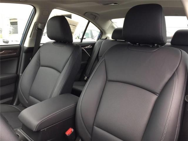 2019 Subaru Legacy 4dr Sdn 2.5i Limited Eyesight CVT (Stk: 32437) in RICHMOND HILL - Image 18 of 19
