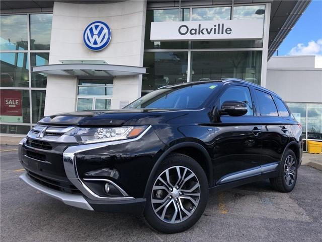 2017 Mitsubishi Outlander SE (Stk: 5746V) in Oakville - Image 1 of 19